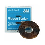 3M Automotive 8612 - 3M Window-Weld Round Ribbon Sealer, 3/8