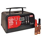 Associated 3100A - ATEC Battery Charger & 100 AMP Engine Starter, 12V 15/2 AMP Portable Charger
