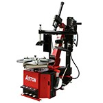 Aston ATC-5733 - Single Assist Arm Tilt-Back Tire Changer with Bead Blaster