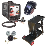 ATD Tools 3130K - 130 Amp MIG/Flux Core Welder Kit