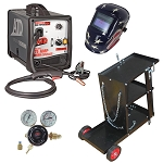 ATD Tools 3175K - 175 Amp MIG/Flux Core Welder Kit