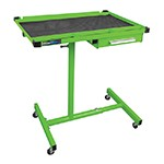 ATD Tools 7025 - Green Heavy-Duty Work Table with Drawer