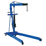 ATD Tools 7485A - 2-Ton Heavy-Duty Hydraulic Folding Engine Crane
