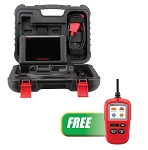 Autel MX808ST - MaxiCheck MX808 All-Systems Code Reader & FREE AutoLink AL329