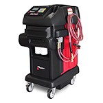 Flo Dynamics TS735 - Heavy Duty Inline-Only Automatic Transmission Fluid Exchanger with 35-Quart Tanks