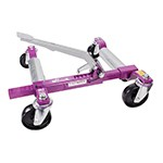 GoJak G6313L - Heavy-Duty Vehicle Jack Wheel Dolly (Left Hand)