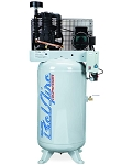 BelAire 218V - 5HP 2-Stage 80 Gallon Vertical Electric Air Compressor