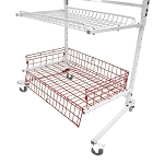Innovative Tools SSPC-DB - Deep Basket for Mobile Storage Rack