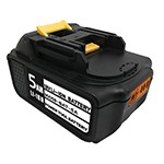 Mastercool 90058-BAT-5A - 18V Rechargeable Lithium Ion Battery for Mastercool Cordless Vacuum Pump