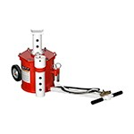 Norco 82992 - 15-Ton Capacity Portable Air Lift Jack