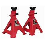 American Forge  3306 - 6 Ton Safety Stands - 1pair