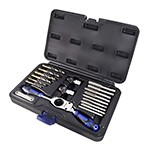Astro Pneumatic 7580 - Automotive Tap & Die Set - SAE