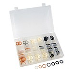 ATD Tools 389 - 120-Piece Oil Drain Plug Gasket Assortment