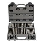 ATD Tools 4646 - 46-Piece Interchangeable Impact Bit Driver Set