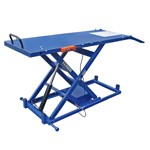 ATD Tools M22 - Electronic Hydraulic Motorcycle Lift Bench 2,220 lbs.