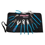 Channellock TOOLROLL8 - 8pc Pliers Set in Tool Roll