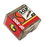 Dent Fix DF-800SC - S Clip Hot Stapler Replacement Staples (50 pcs)