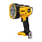 DeWalt DCL043 - 20V MAX Cordless LED Spotlight Worklight