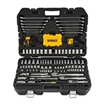 DeWalt DWMT73803 - 168-PC Mechanics Hand Tools Set