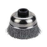 Firepower 1423-2109 - Crimp-Type Wire Cup Brush, 3