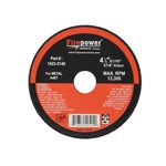 Firepower 1423-3148 - Cut-Off Wheel 4-1/2