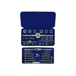 Irwin-Hanson 26317 - 41 Piece Metric Tap and Die Set
