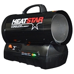 HeatStar F128835 - 60,000 BTU Cordless Forced Air Heater