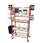Innovative Tools I-MCBM - Mobile Bodyman Materials Supply Cart