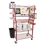 Innovative Tools I-MCPC - Mobile Painters Materials Prep Supply Cart