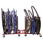 Innovative Tools I-PC - Mobile Panel Storage Cart (6 Panels)