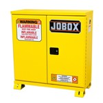 GearWrench 1-853990 - Jobox Safety Cabinet, 30 Gallon, Yellow