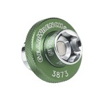 GearWrench 3873 - GearWrench Magnetic Oil Drain Plug Socket - 14mm Green