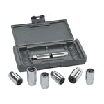 GearWrench 41760 - 8 Piece Metric and SAE Stud Removal Kit