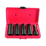 Ken-Tool 30119 - 5-PC Thinwall Flip Socket Set