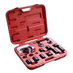 K Tool International 71556 - Ball Joint Service Tool & Master Adapter Set