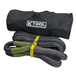 K Tool International 73825 - Recovery Tow Rope - 1-1/2