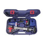 Lincoln Tool 1444 - 14.4 Volt Powerluber Grease Gun Kit with 2 Batteries