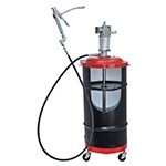Lincoln Tool 6917 - Air-Operated Portable Grease Pump Package