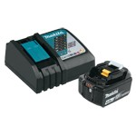 Makita BL1840BDC1 - 18V LXT LI ION BATTERY AND CHARGER STARTER PACK