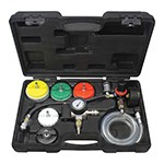 Mastercool 43306 - Heavy-Duty Cooling System Pressure Test & Refill Kit