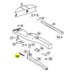 Mastercool 70070-18 - Extension Spring for 70070 Tube Bender