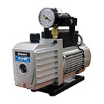 Mastercool 90066-2V-220-SV - 220V Two Stage 6 CFM Vacuum Pump with Solenoid Valve