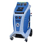 Mastercool Commander 2000 - Fully-Automatic R134A Recovery, Recycle & Recharge Machine