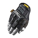 Mechanix Wear MFL-05-540 - X-Large/XX-Large Black M-Pact Fingerless Glove