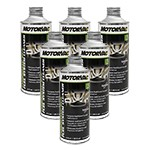 MotorVac 400-0060 - 6-Pack CarbonClean® MV-6 Fuel System Cleaner