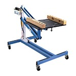 OTC Tools 1585A - Power Train Lift with Tilting Plate