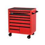 Sunex Tools 8060 - Premium 8-Drawer Red Service Cart (41