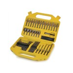 Titan Tools  16044 - Power Bit Set, 45 Piece, Nut Drivers, Screwdrivers, Hex Shank Drills, 1/4