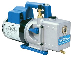 Robinair 15600 - CoolTech 6 CFM Two Stage Vacuum Pump