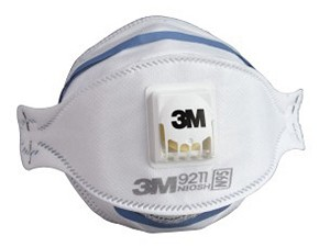 3M Automotive 37022 - Particulate Respirator 9211/37022(AAD), N95